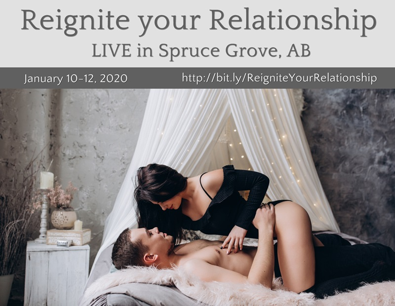 Reignite your Relationship - 3 day workshop